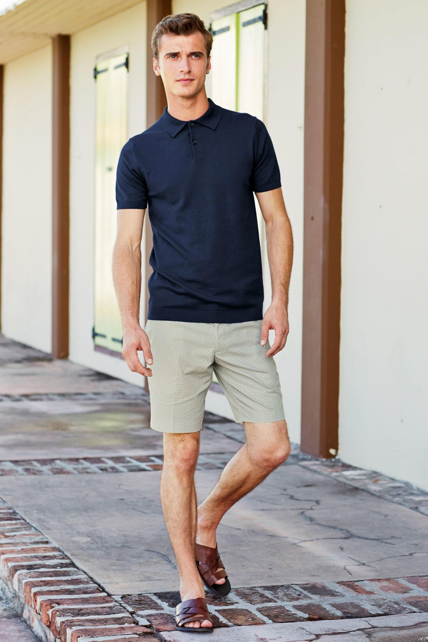 Blue Summer with Style: Orlebar Brown Slip-On