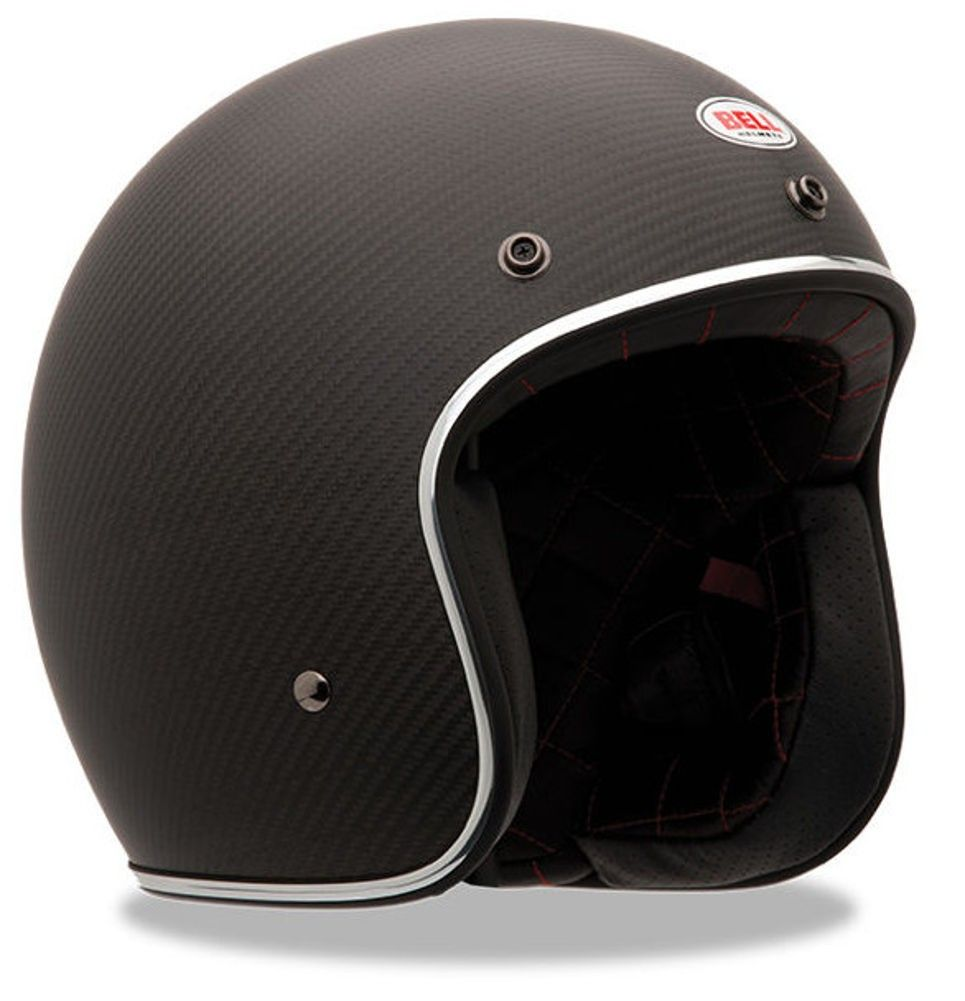 Bell Powersports Custom 500 Carbon Motorcycle Helmets Motorcycle Helmets Vintage Helmet Helmet