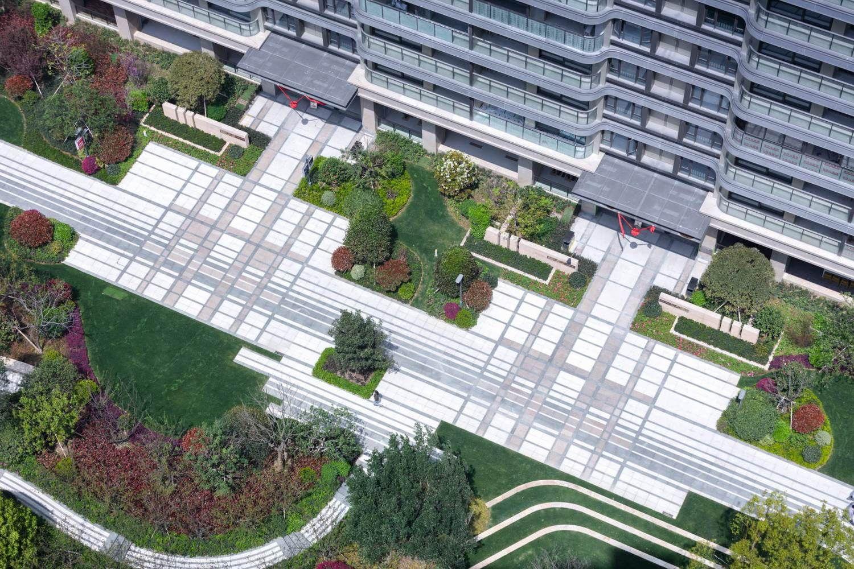 Pin By Deiwfjojkl Jou On 铺装肌理 In 2020 Modern Landscaping Landscape Design Landscape