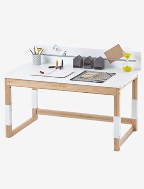 Fur Die Ganze Schulzeit Der Schreibtisch 1 2 3 Ist Dreifach