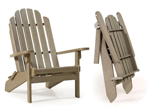 Breezesta Adirondack Folding Chair   Outdoor furniture