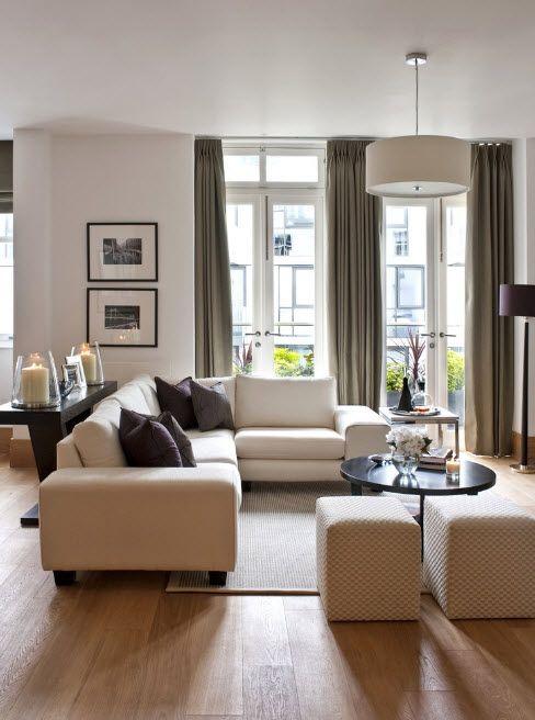 100 Beste Ideen Für Ein Wohnzimmer In Einem Modernen Stil #beste #einem  #ideen