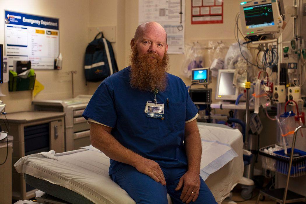About the Stigma' Male Nurses Explain Why Nursing