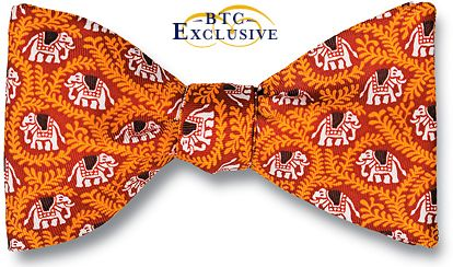 Bow Tie Club: Motifs. Add some whimsy to your wardrobe!