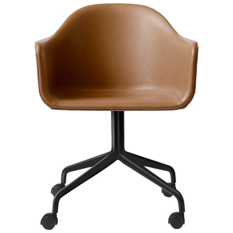 Outstanding Norm Architects Swivel Chair Harbour Swivel Base W Casters Ibusinesslaw Wood Chair Design Ideas Ibusinesslaworg