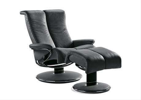 JC Perreault Salon Inclinable Ekornes Blues Fauteuil - Fauteuil ergonomique salon