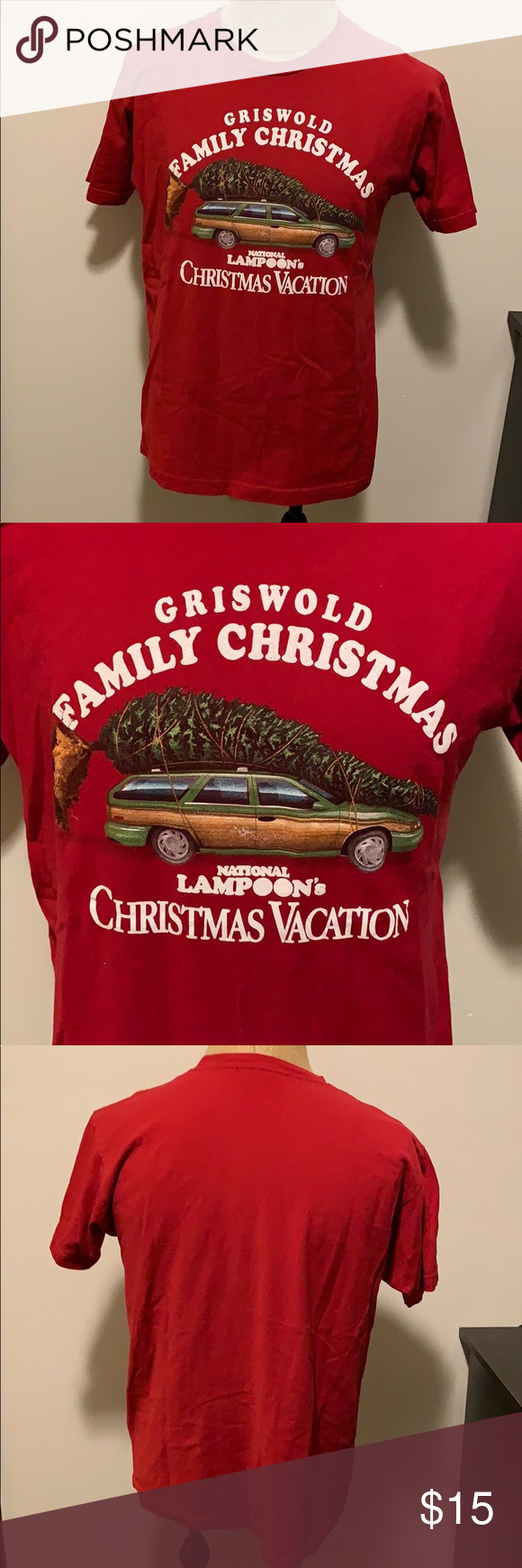 Griswold National Lampoon's Christmas Vacation Tee