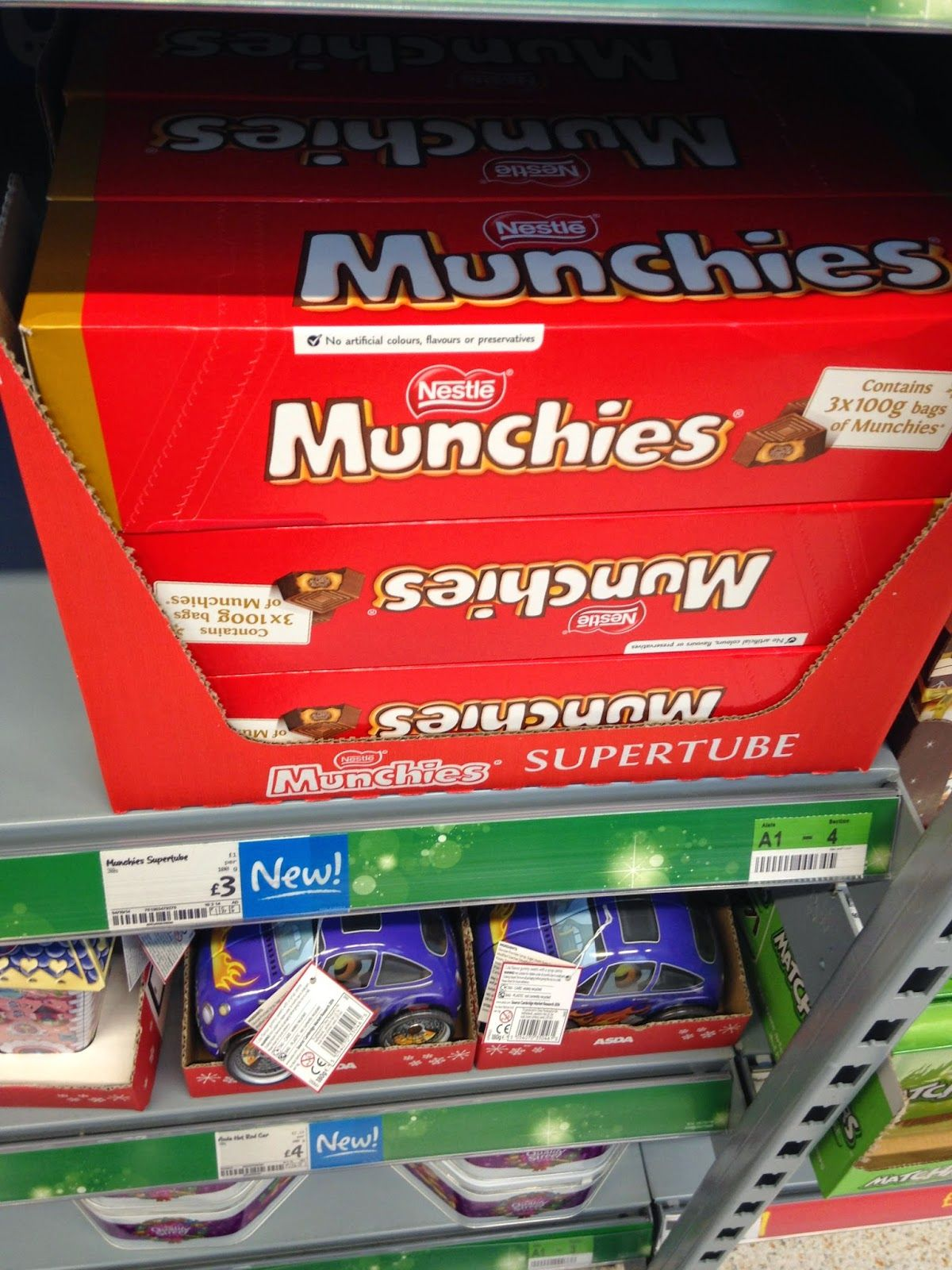 Marvellous Reviews Asda Christmas In Store Round Up Asda Christmas Christmas Candy