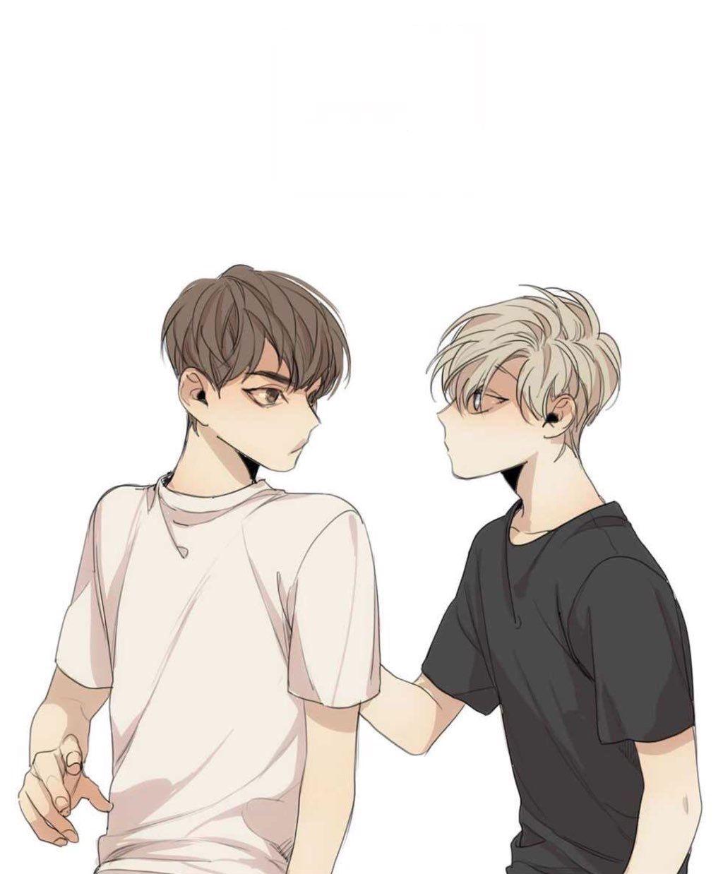 Taemin And Woojin What Lies At The End By Haribo Lezhin Comics