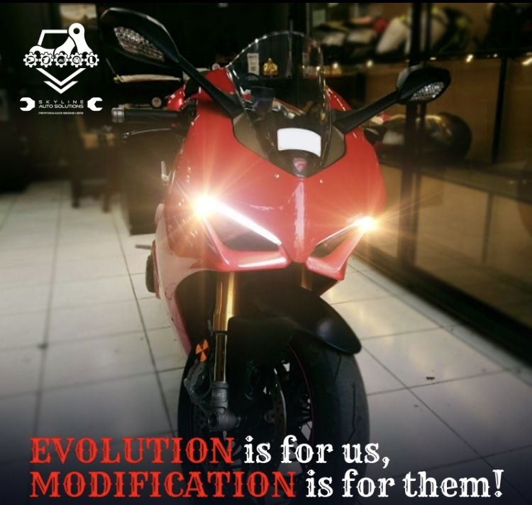 Just like we like looking our best, your superbikes deserve to look their best at all times. We give your bikes stylish and latest modification upgrades. For Appointment Contact - 02025448703/ 8378969196  Skyline #SkylineAuto #SkylineAutoSolutions #bikeservicing #vintagebikes #motorbikeservicing #servicecentre #loveforride #loveforbike #bikersfamily #throttlesociety #karveroad  #puneriders #bikeservicing #activa #hayabusa