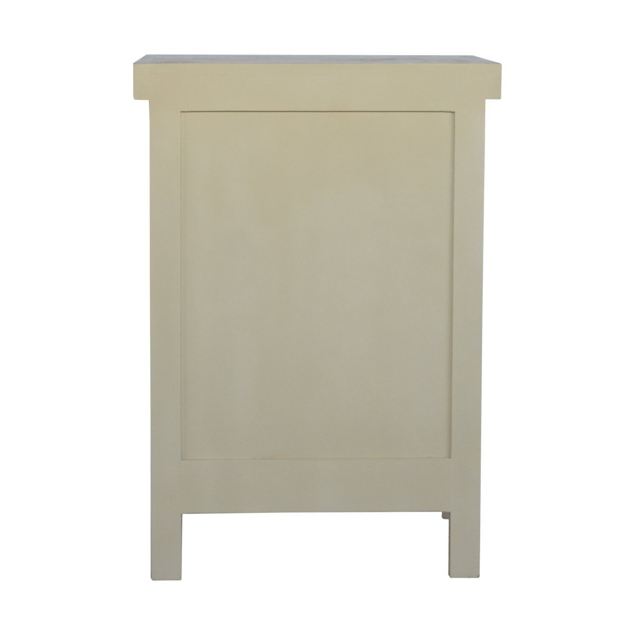 French Style Cream Cabinet
