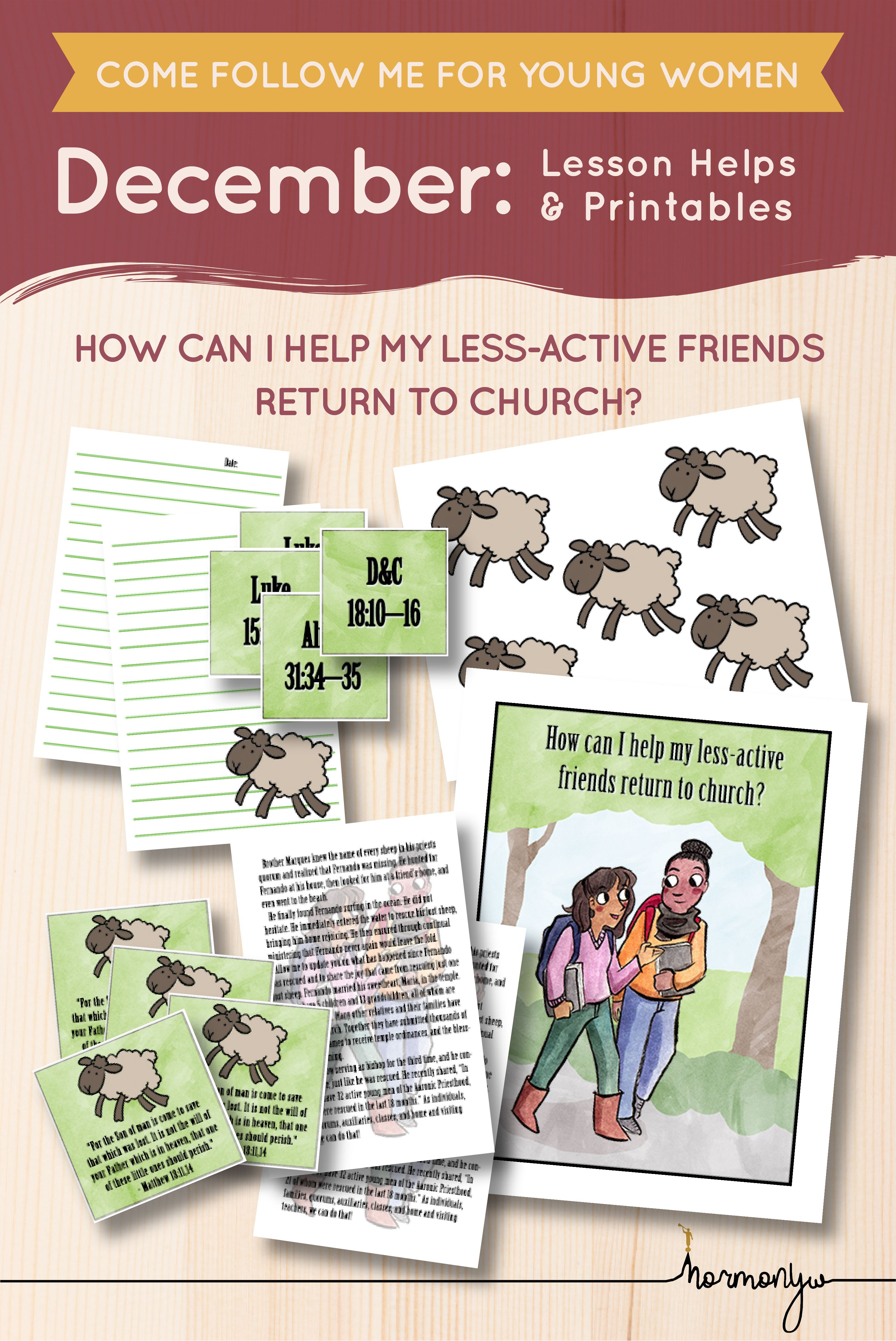 How Can I Help My Less Active Friends Return To Church