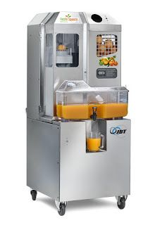The Best Orange Juice Machine Commercial For More Fresh Juice