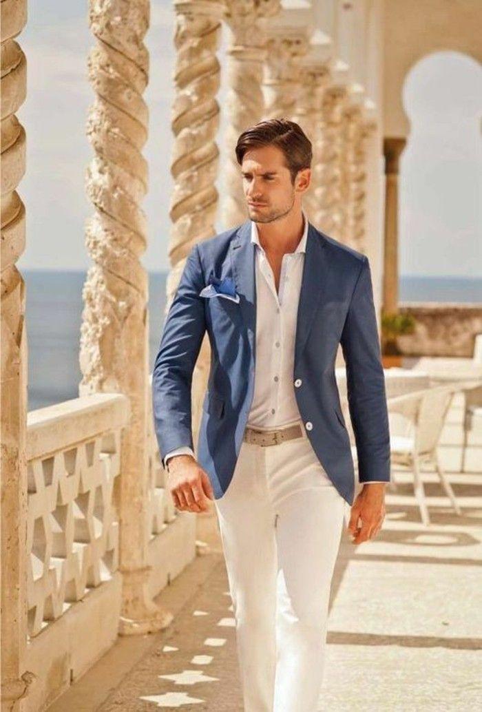 Comment s habiller pour un mariage homme invité - 66 idées ... f37ea15ff63