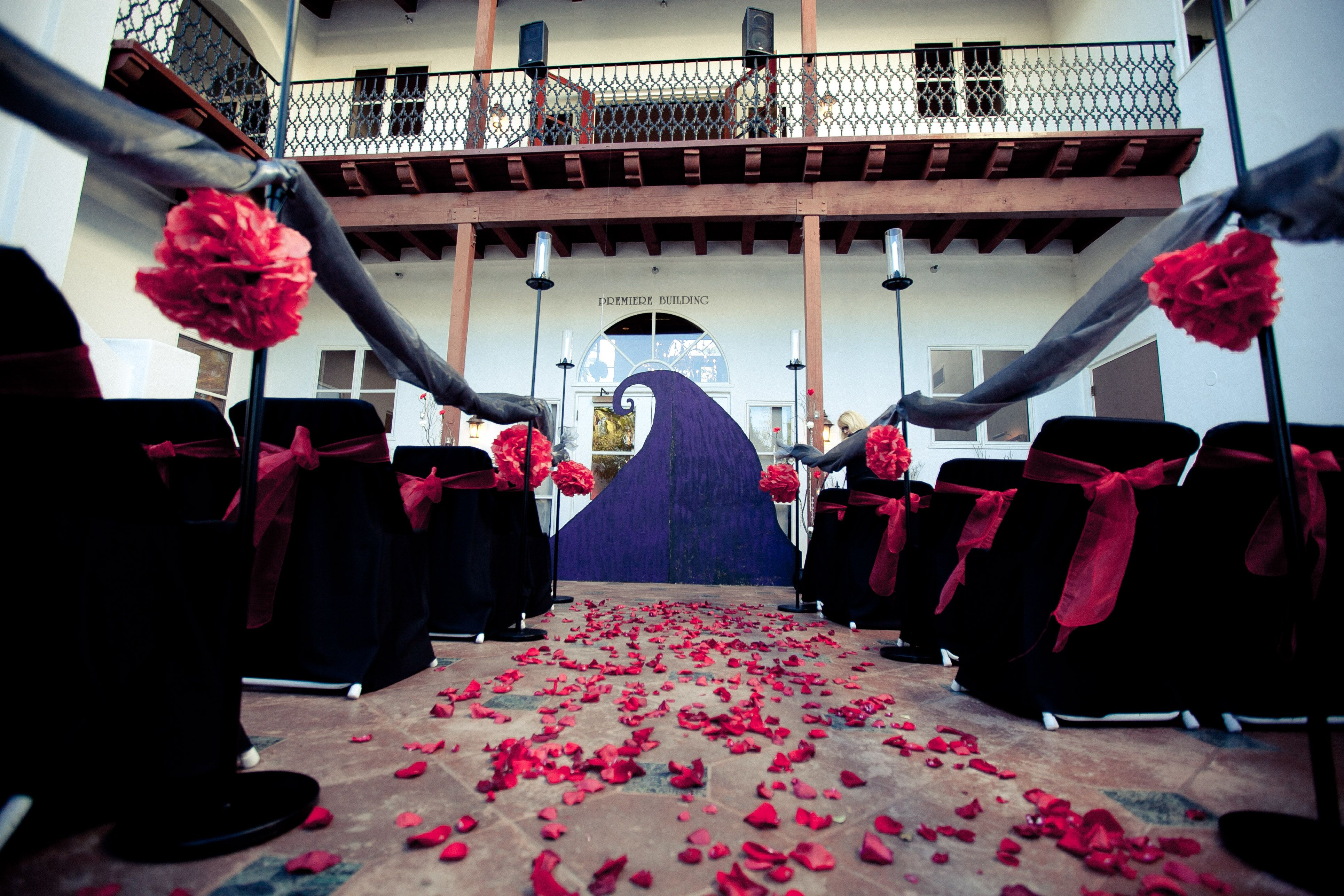 Nightmare Before Christmas Wedding Theme | www.topsimages.com