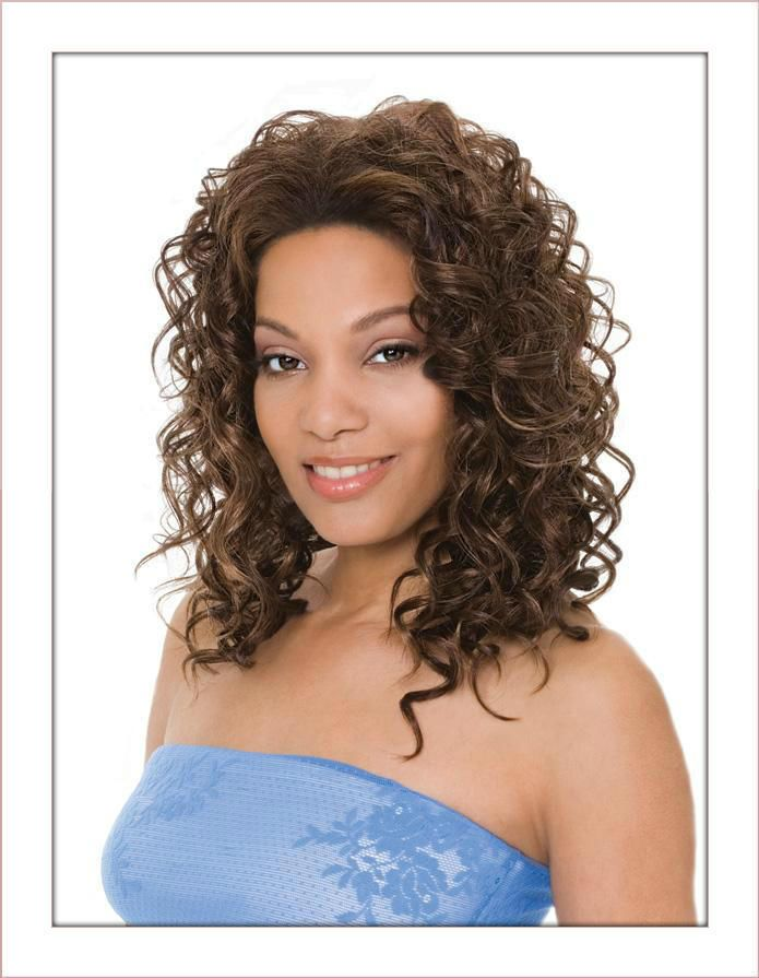 Stella Outre Synthetic Instant Quick Weave Style Half Fall Wig