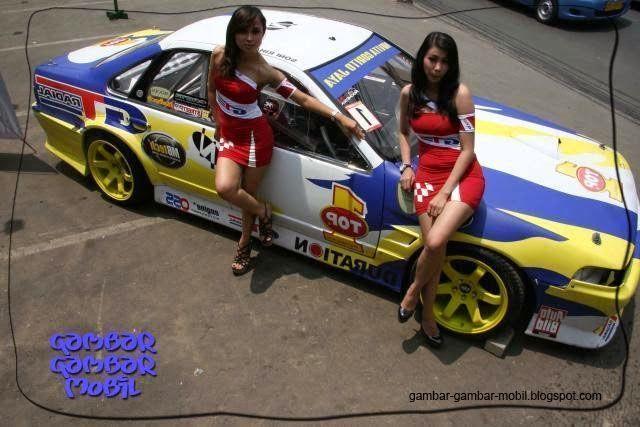 Wallpaper Mobil Balap Sport: Mobil Balap, Mobil Sport, Dan