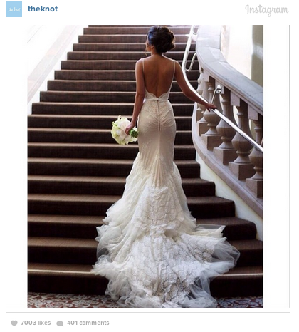 Inbal Dror Wedding Dresses Are Trending On Instagram Read More At Http Theknot