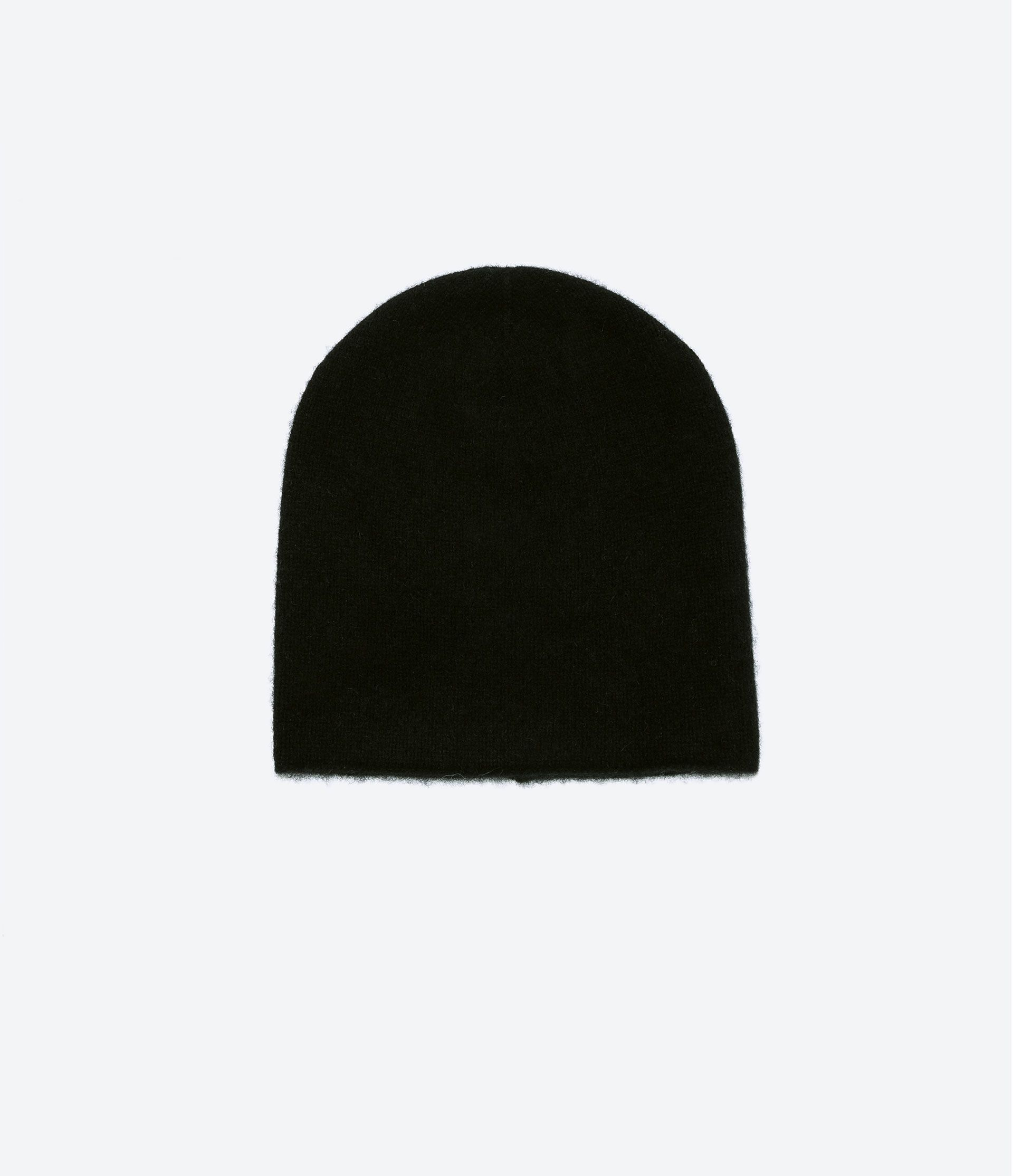 bonnet cachemire femme zara