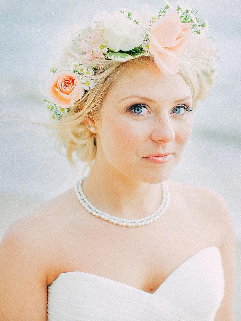 I like this. bestweddingdaymakeup Wedding makeup blue