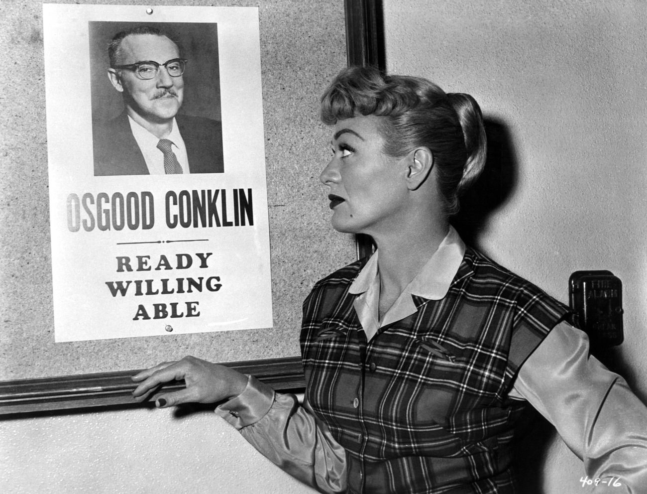 OUR MISS BROOKS.