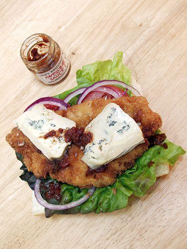 Israeli schnitzel sandwich from saveur magazine israeli food israeli schnitzel sandwich from saveur magazine forumfinder Images