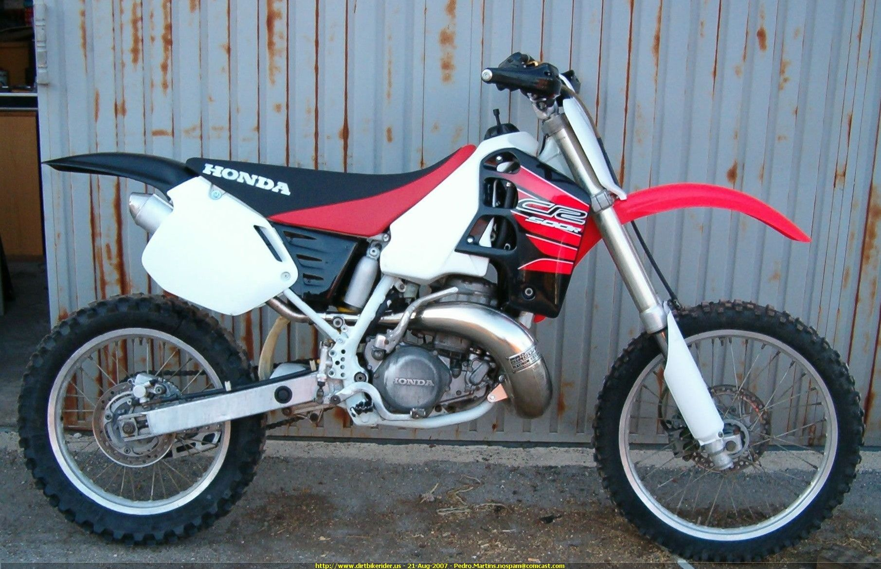 95 Cr500 This Bike Is A Beast Beauties 3 Pinterest Beast
