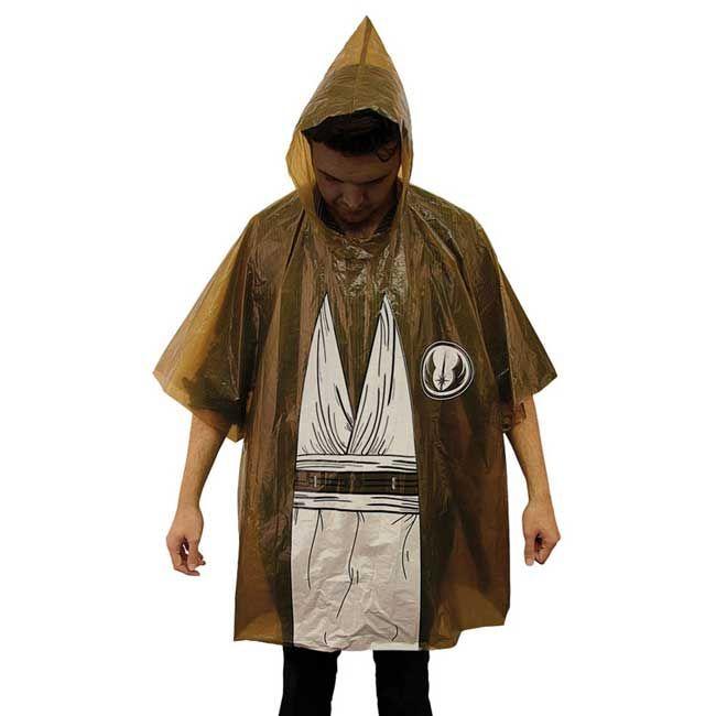 Star Wars Jedi Regenponcho | Alle Artikel | Planet Nerd | T-Shirts, Merchandise, Geschenke zu Filmen, Serien und Games
