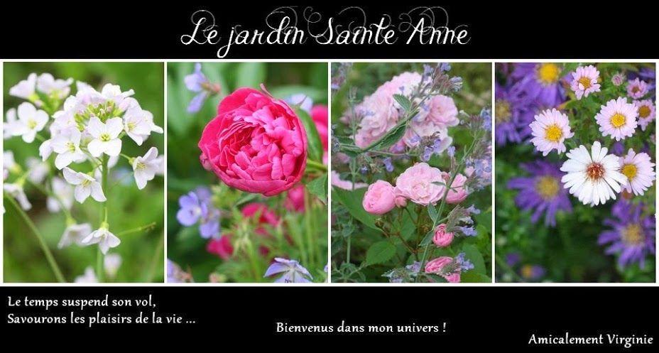 Le jardin Sainte Anne