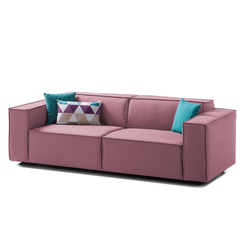 Sofa Kinx 2 5 Sitzer Webstoff Stoff Osta Flieder Kinx Jetzt