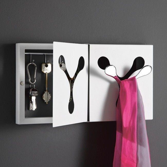 Attaccapanni Da Parete Moderno.Gallery Of Gli Attaccapanni Moderni Appendiabiti Di Design Idee