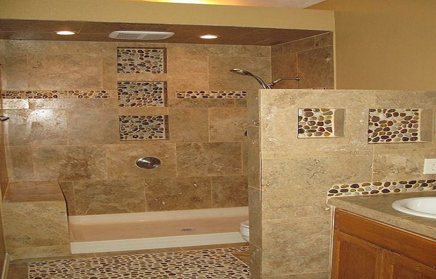 Bathroom Floor Tile Ideas For Small