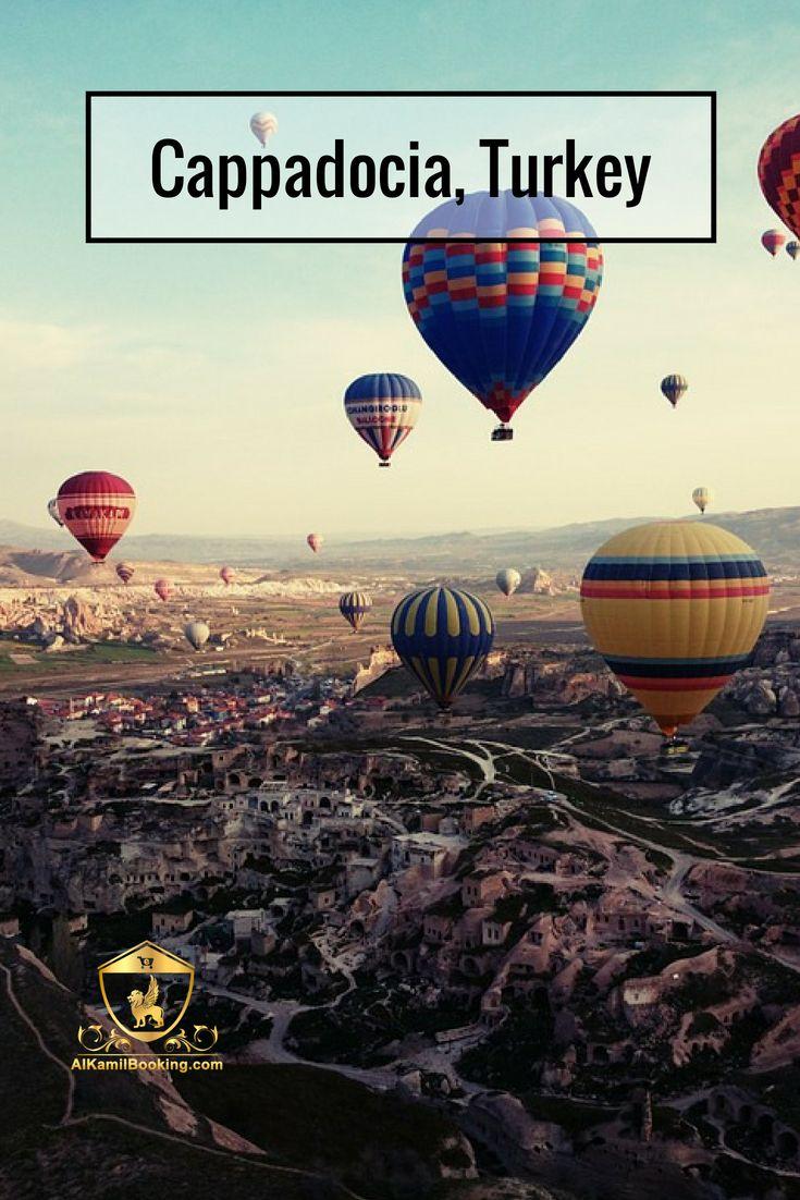 BeautifulPlaces Cappadocia, Turkey The best way to