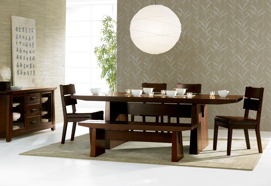 The Hiro Dining Room Set From Haiku Designs Has Been On My Wishlist For A  While