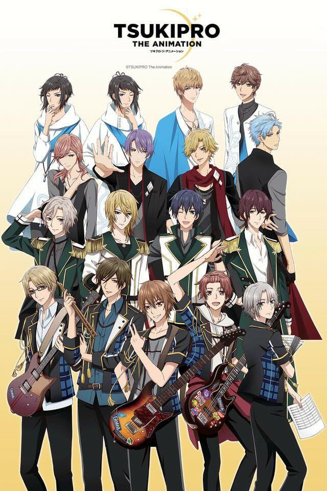 """Tsukipro the Animation"" Gets Anime Sequel 2017 anime"