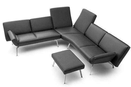 Shuffle, een bank die alles kan. | Leolux Concept Store ...