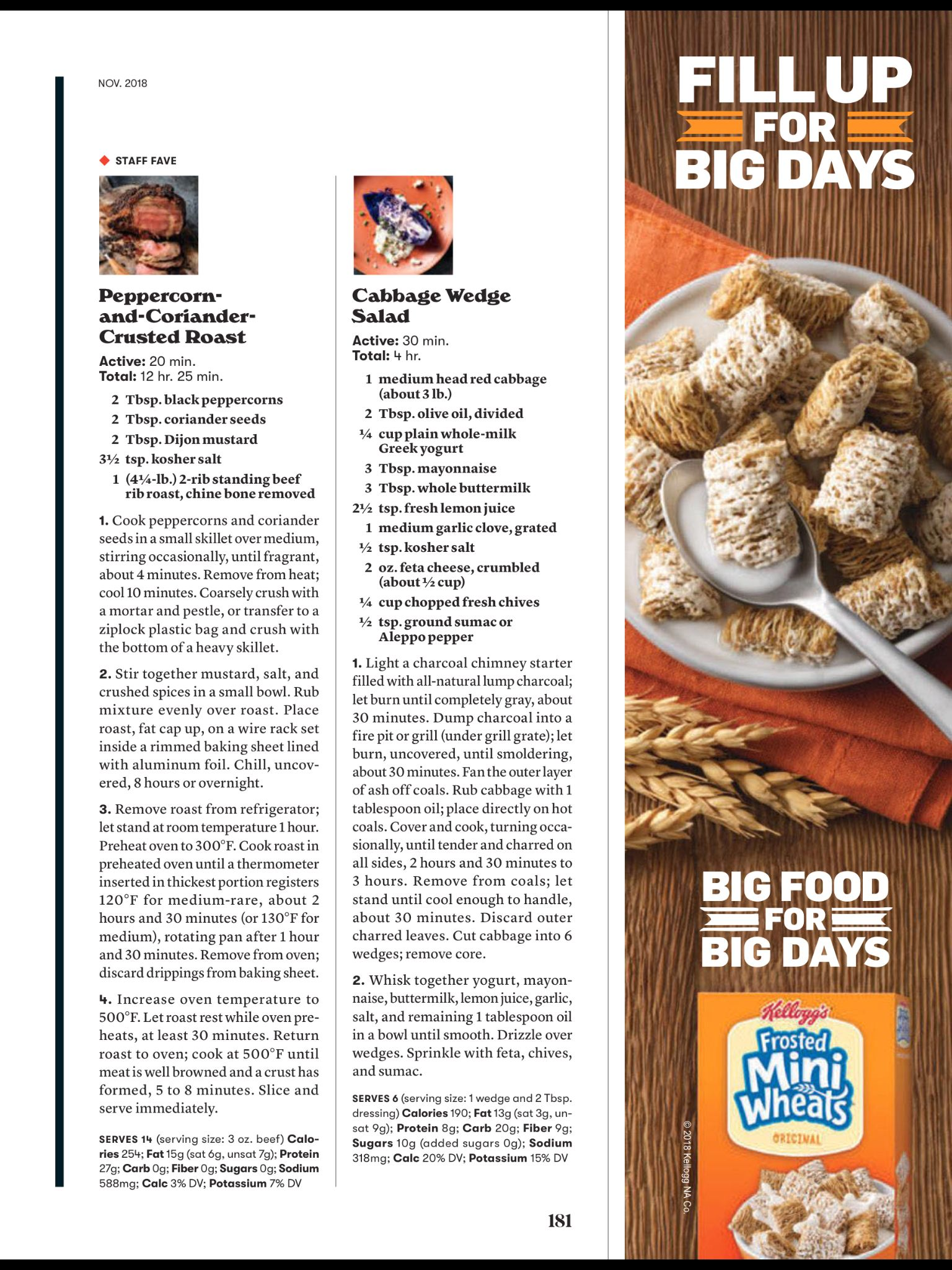 How To Roast Everything From Cooking Light November 2018 Read It On The Texture App Unlimited Access To 200 Top Magazine Food Pumpkin Bread Recipe Recipes
