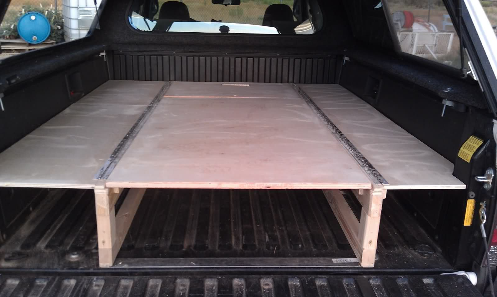Suv Bed Platform Part - 39: 2011 Tacoma 4cyl Build - Expedition Portal