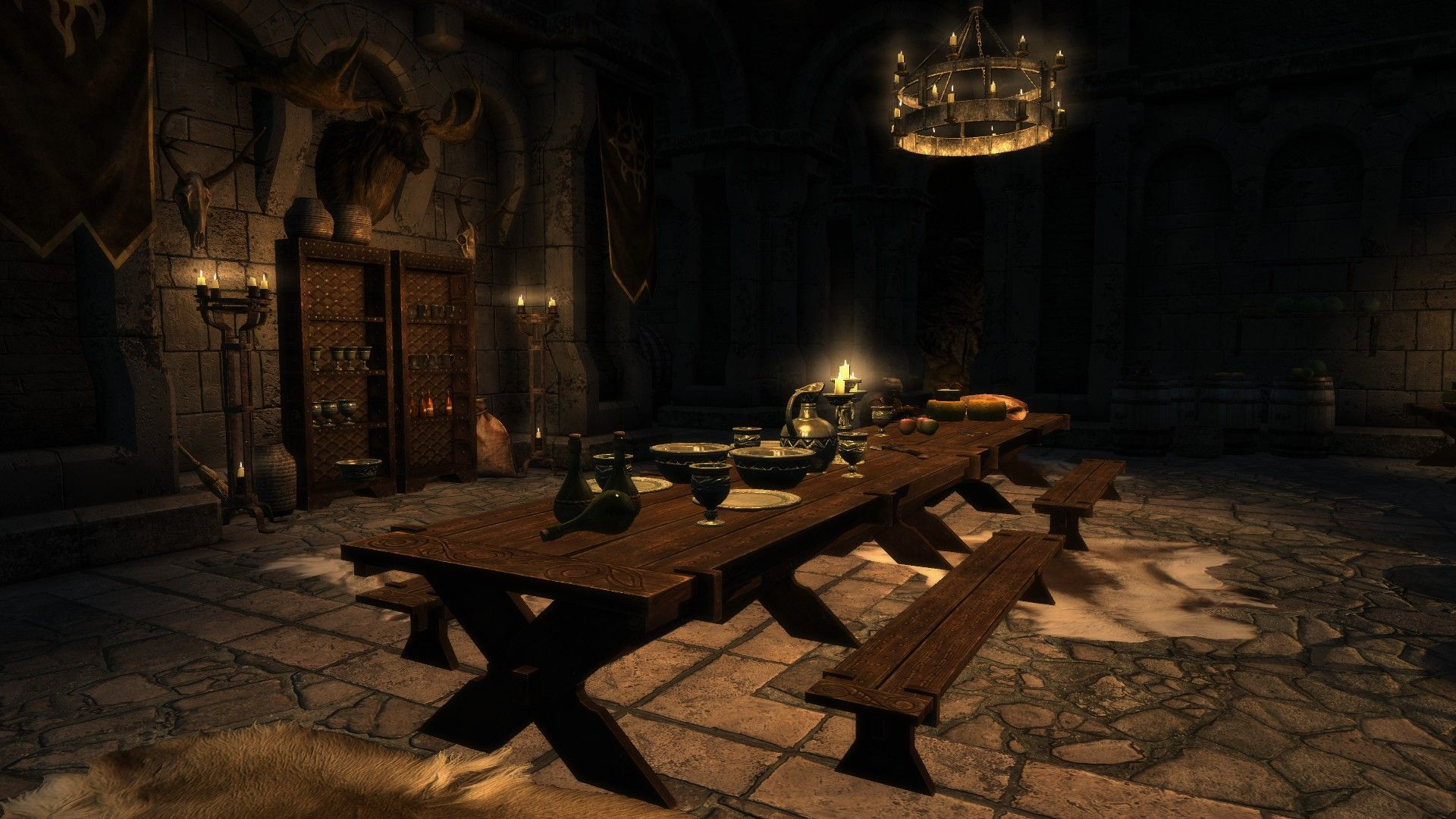 dawnguard reforged at skyrim nexus mods and community fort dawnguard overhaul at skyrim nexus mods and 608