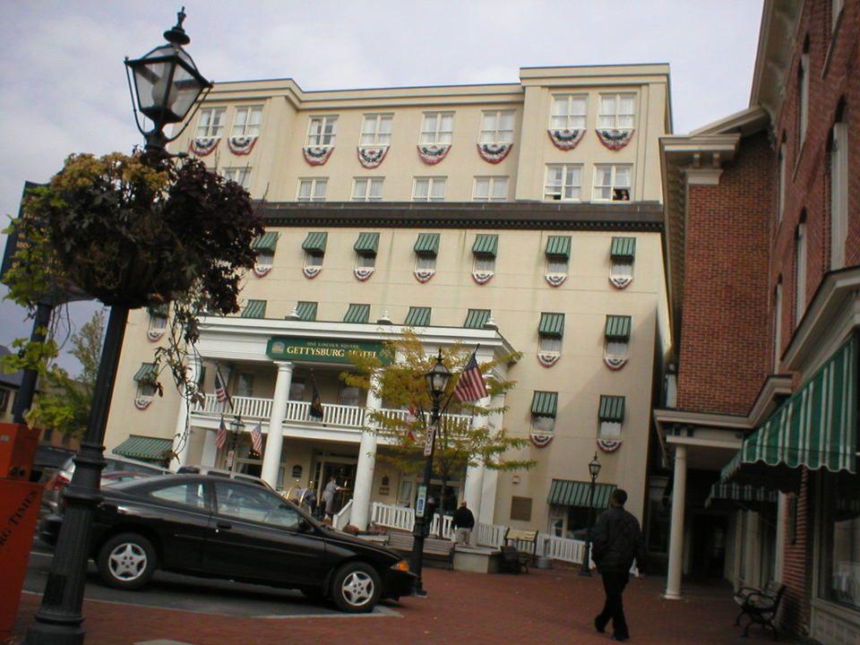 Gettysburg Downtown Hotel