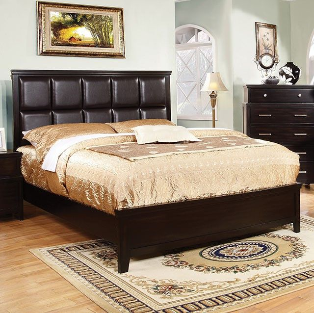 Butler California King Bed Collection - CM7118CK California king - Italian Bedroom Sets