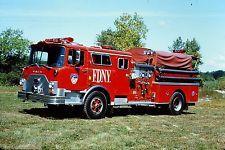FDNY Engine 65 - 1983 Mack CF 1000/500 Pumper.