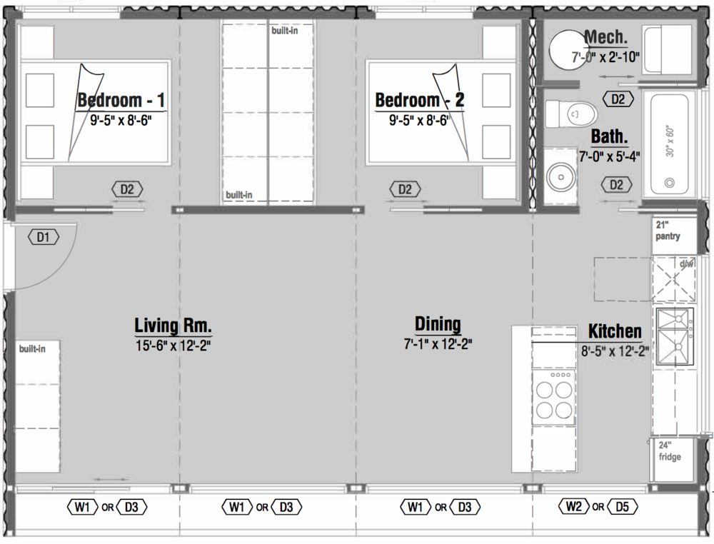Photo 6 Of 22 In 11 Shipping Container Home Floor Plans That