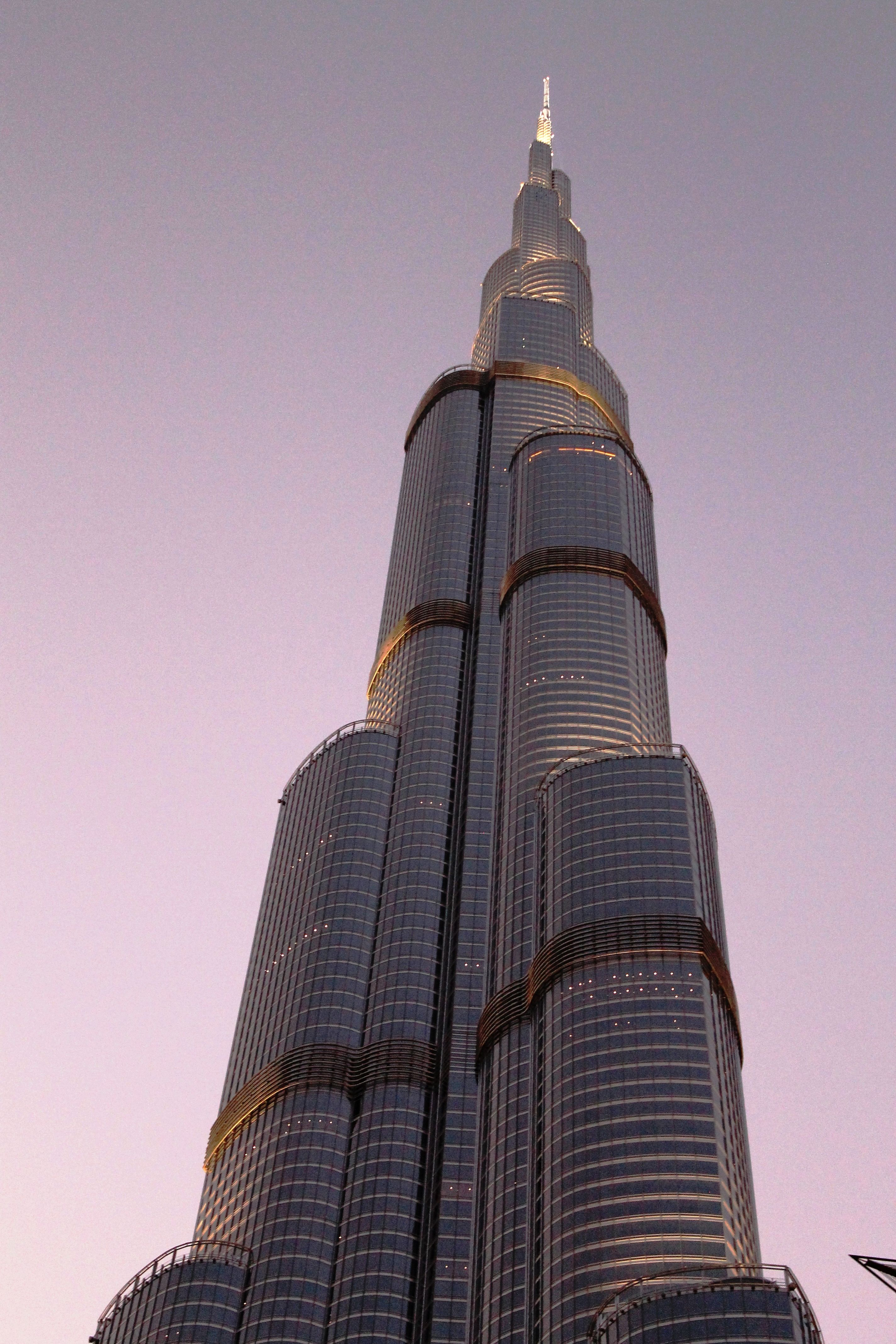 Burj Khalifa Arabic برج خليفة Khalifa Tower Is A Skyscraper In Dubai United Arab Emirates And Is The Tallest Manmade Stru Burj Khalifa Tower Skyscraper