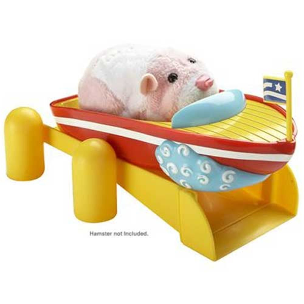 Zhu Zhu Pets Hamster Deluxe Accessories Boat And Dock 14 99 Hamster Action Figures Pets