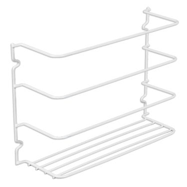 For Ziplocs Foil Etc Mount Under The Cabinet To Clear