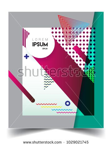 Background Abstract Geometric Pattern Design Vector Templates For