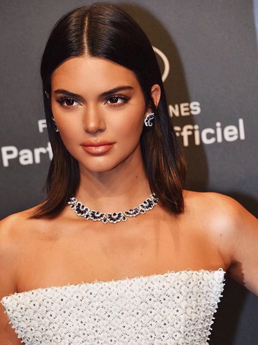 f672bda962 Jen Atkin Cannes Photo Diary 2017 Kendall Jenner Middle Part See Jen  Atkin s Cannes Film Festival Photo Diary With Bella