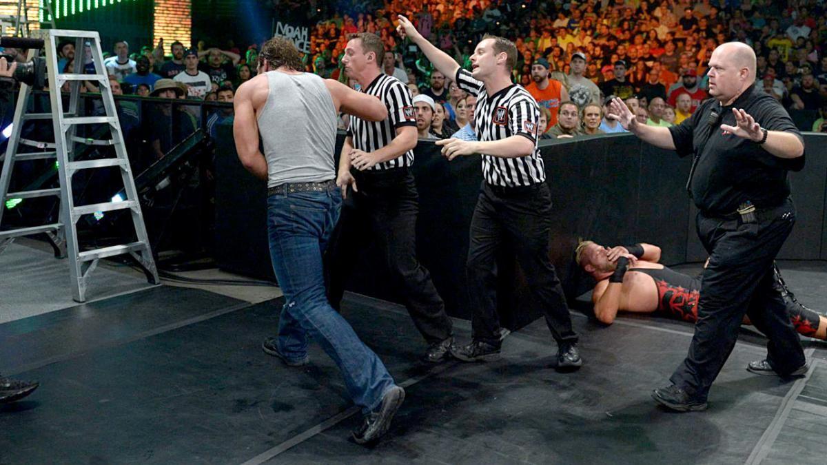Dean Ambrose's crazy career: photos