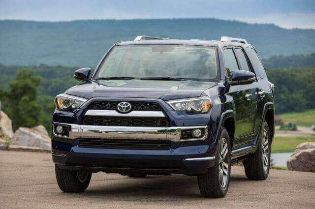 7 Passenger Vehicles >> 2018 Toyota 4runner 7 Passenger Suv Toyota 4runner Best 7